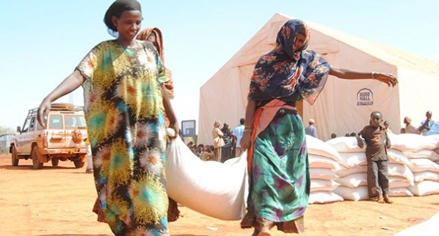 Etiopiska kvinnor