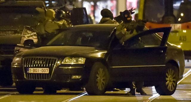 poliser i Belgien