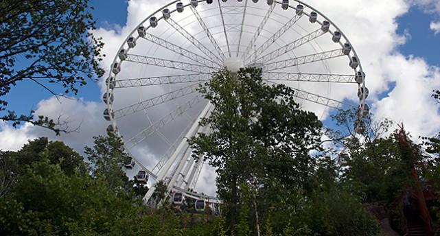 Pariserhjulet på Liseberg.