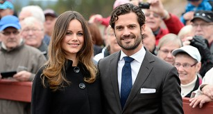 CCarl Philip och hans fru Sofia.