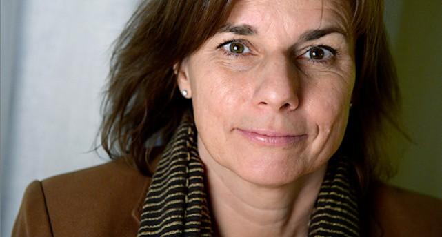 Miljöpartiets politiker Isabella Lövin