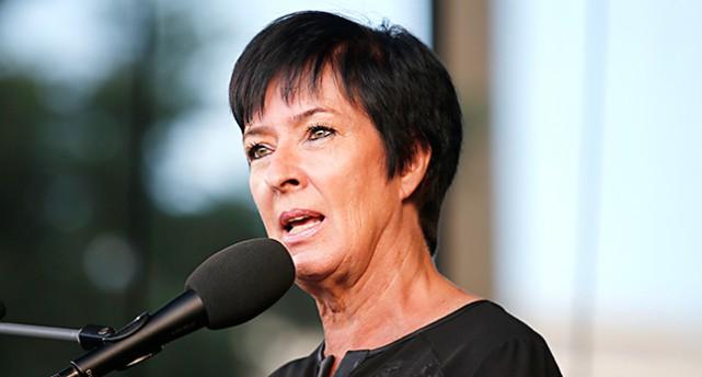 Socialdemokraten Mona Sahlin