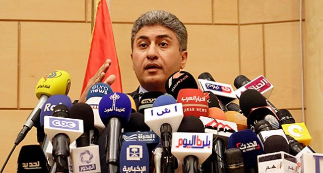 Egyptens inrikesminister