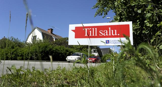 hus till salu