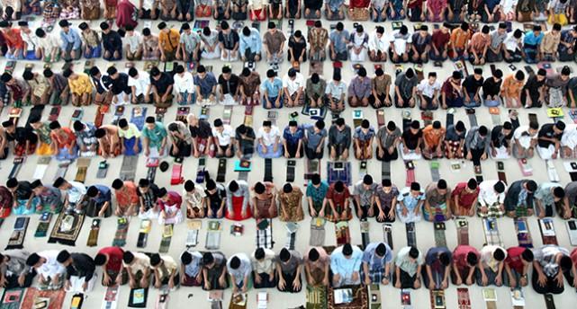Muslimska studenter
