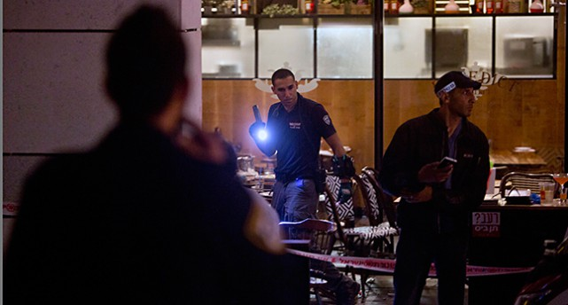 polis i Israel