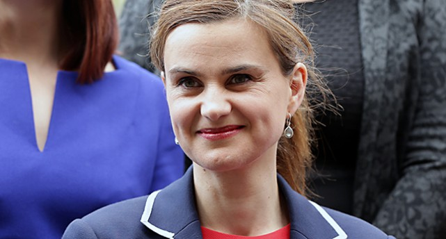 politikern Jo Cox