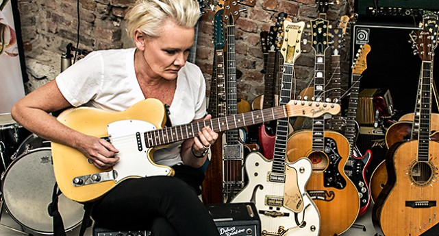 Artisten Eva Dahlgren