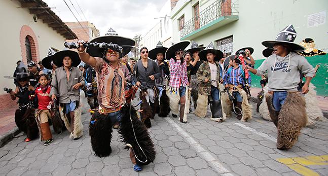Ecuador Indigenous Feast