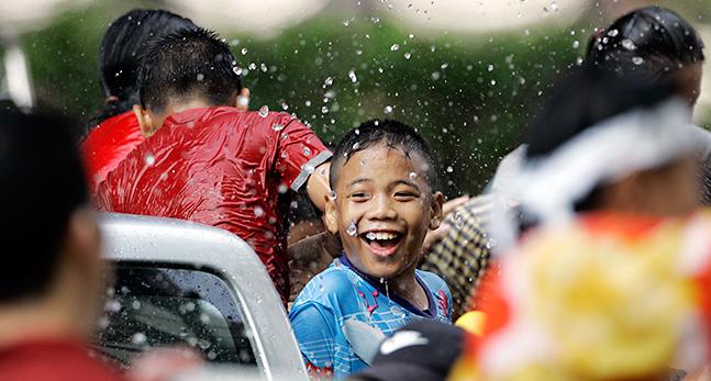 Thailand New Year