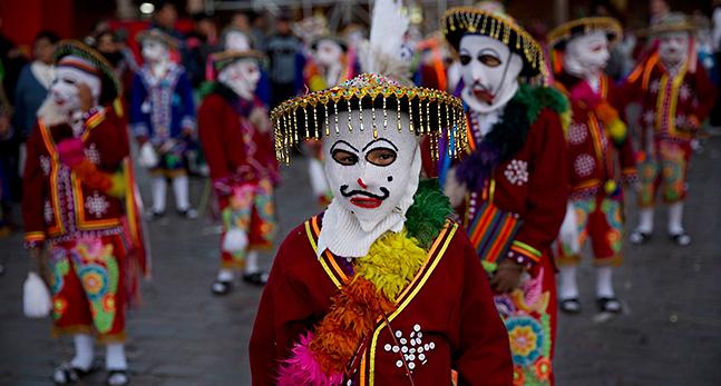 Peru Cusco Festivities