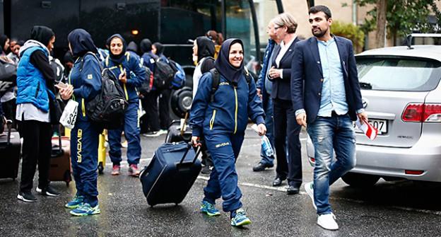 Irans damlag i fotboll