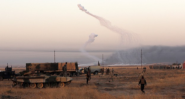 Irakiska soldater