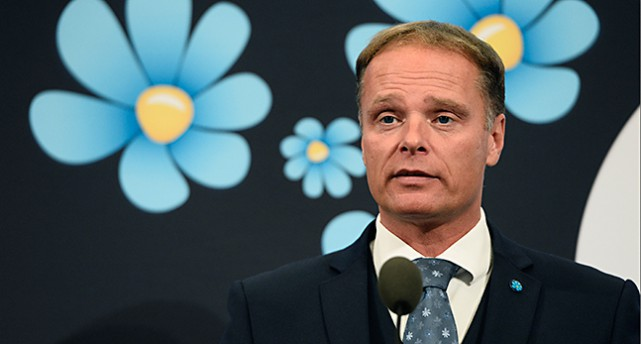 Sverigedemokraten Stefan Jacobsson