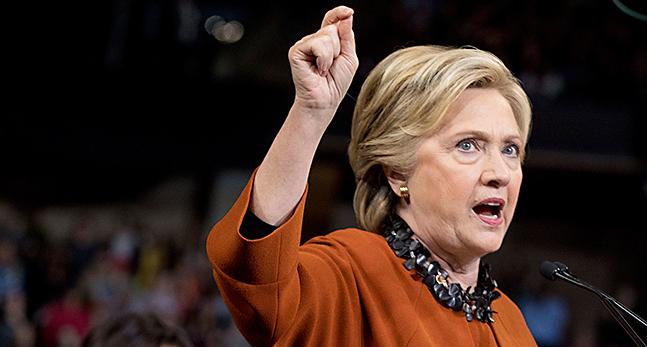 Hillary Clinton, Michelle Obama