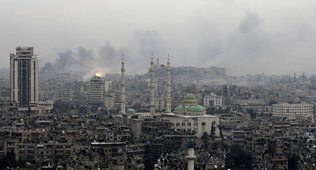 Staden Aleppo