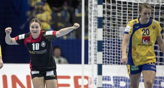En ghlad tysk spelare och en deppig svensk