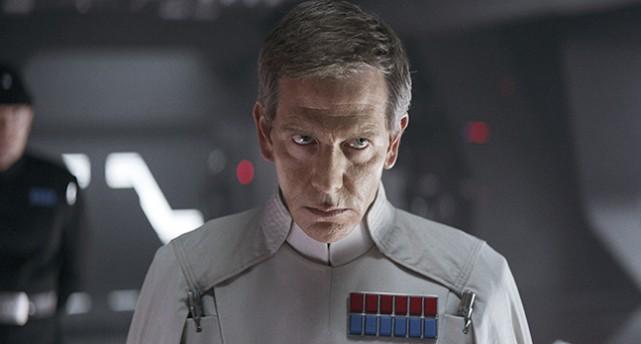 En av skådespelarna från Star wars.