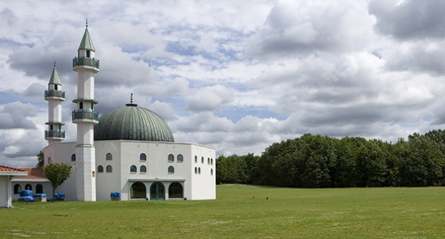 Moskén i Malmö.