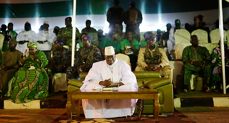 Gambia Election