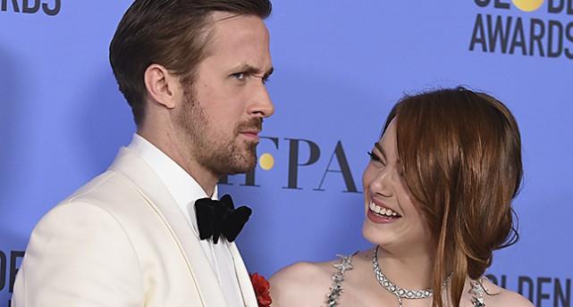 Ryan Gosling och Emma Stone