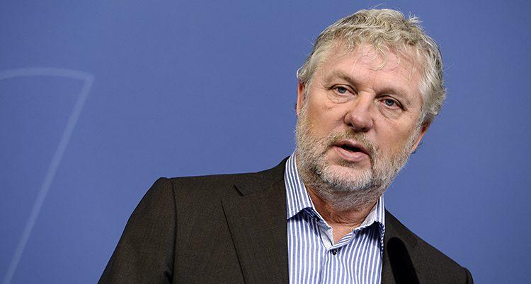 bostadsminister Peter Eriksson