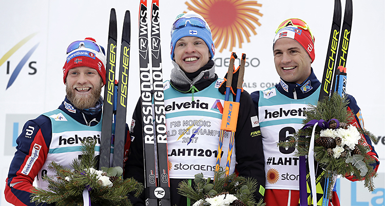 Finland Nordic Skiing Worlds