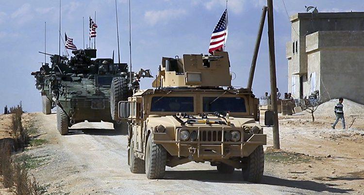 Amerikanska soldater