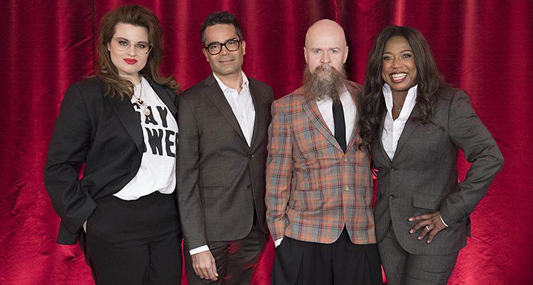 Juryn i tv-programmet talang