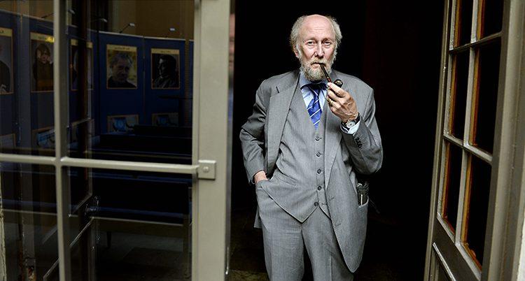 Författaren Torgny Lindgren