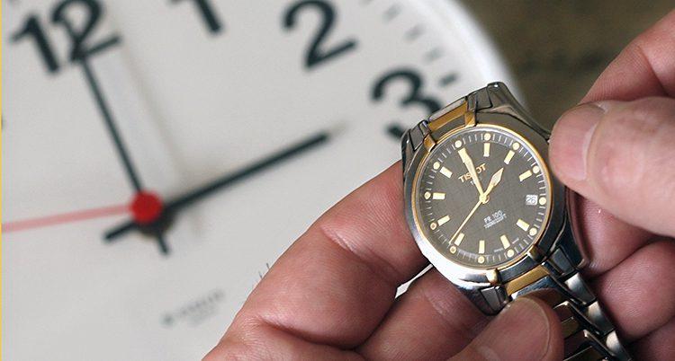 Två klockor