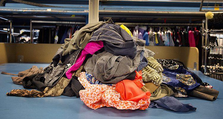 Gamla kläder