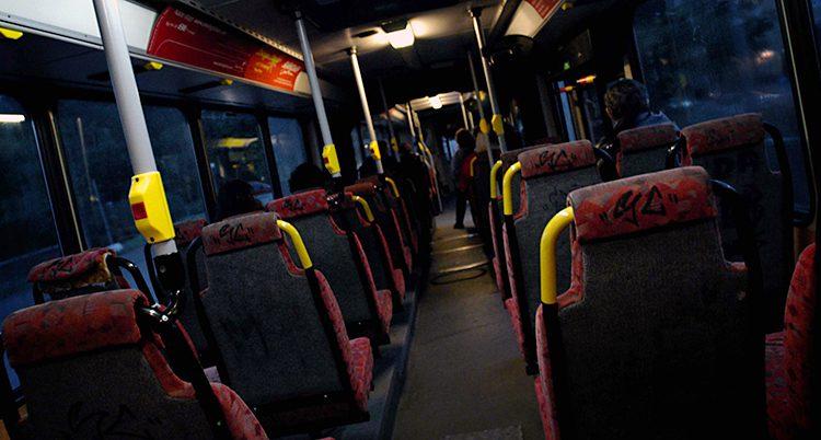 En buss