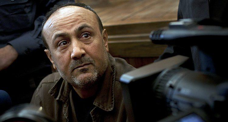 Palestiniern Marwan Barghoti