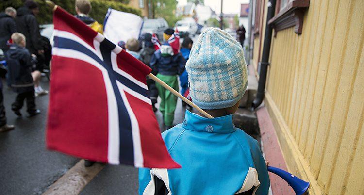 17 maj i Norge