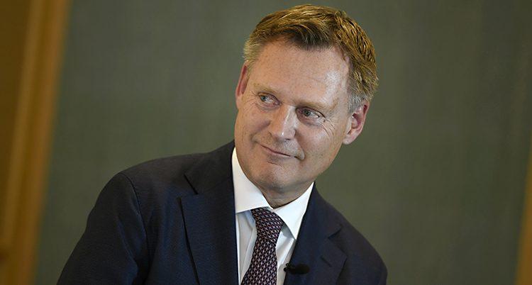 Peter Fredriksson blir ny chef för Skolverke