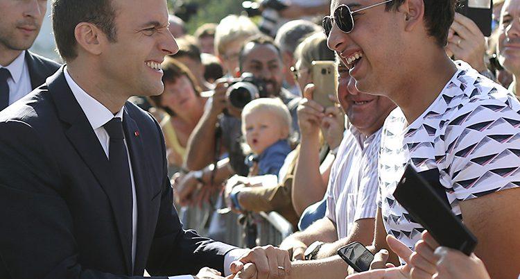 Emmanuet Macron