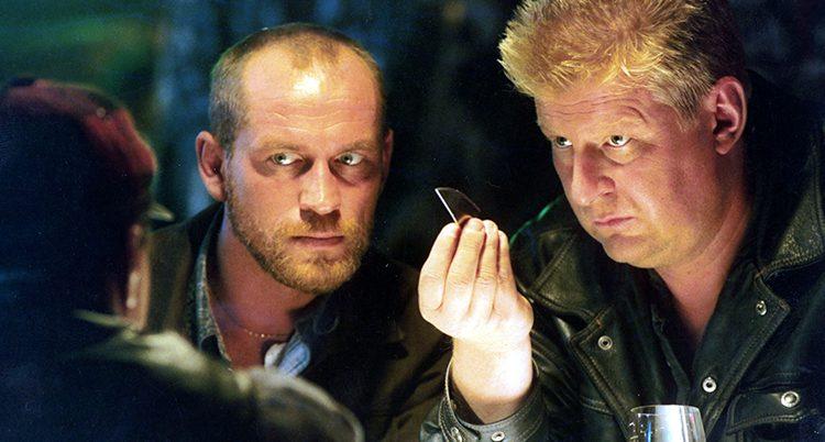 Rolf Lassgård spelar polis