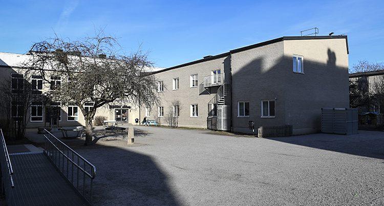 Den muslimska skolan Al-Azhar