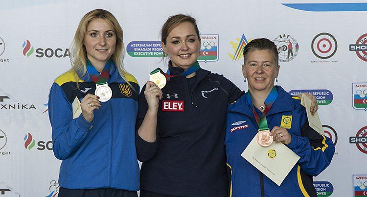 medaljörer i skytte