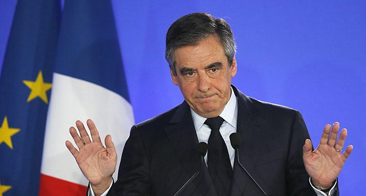 politikern Francois Fillon