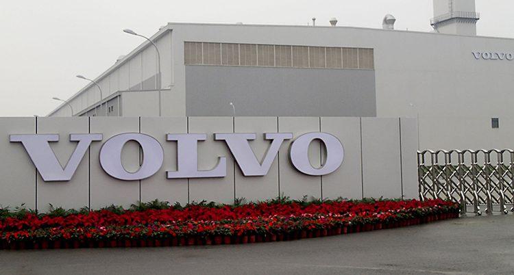 Volvos fabrik