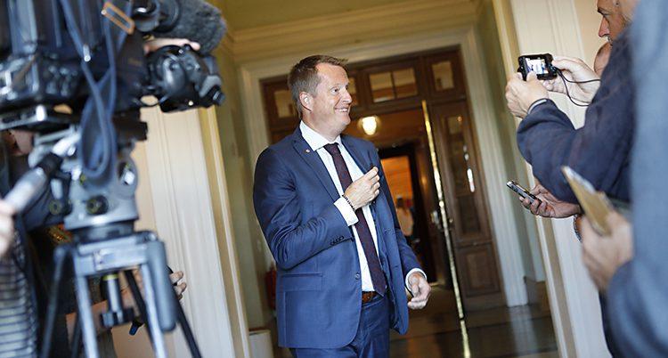 Anders Ygeman.