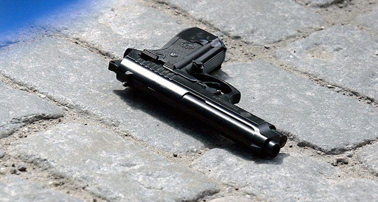en pistol