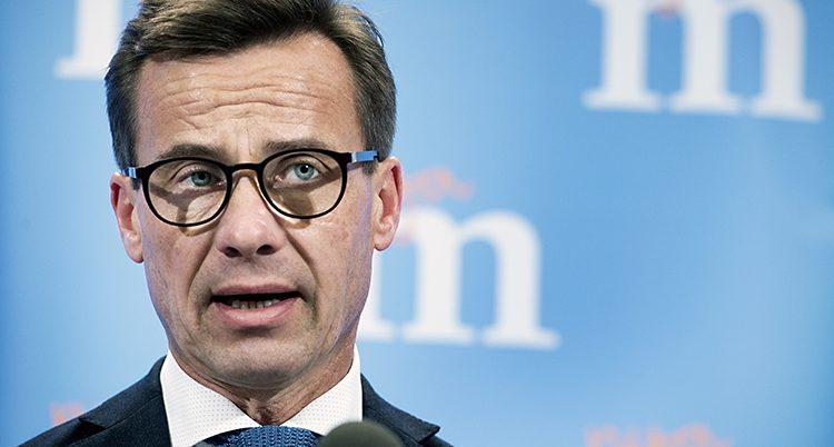 Ulf Kristersson vill leda Moderaterna