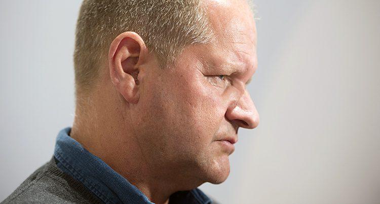 Polisernas chef Dan Eliasson.