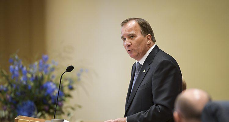 Statsminster Stefan Löfven