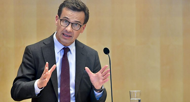 Ulf Kristersson i Moderaterna