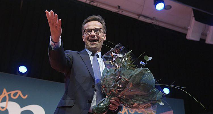 Ulf Kristersson är Moderaternas nya ledare