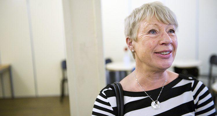 Wiwi-Anne Johansson slutar i protest